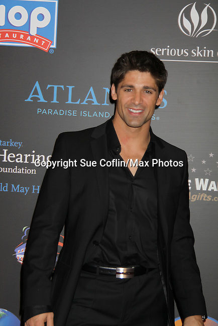 "Days of Our Bren Foster ""Quinn Alamain"" at the 38th Annual Daytime Entertainment Emmy Awards 2011 held on June 19, 2011 at the Las Vegas Hilton, Las Vegas, Nevada. (Photo by Sue Coflin/Max Photos)"