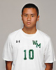 Jared Lee of Ward Melville poses for a portrait during Newsday's 2016 varsity boys soccer season preview photo shoot at company headquarters on Tuesday, Sept. 6, 2016.