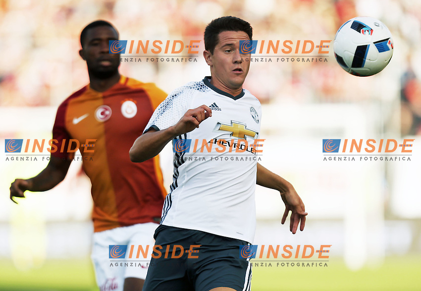Ander Herrera of Manchester United during the pre-season friendly match between Manchester United and Galatasaray played at Ullevi Stadium, Gothenburg on 30th July 2016<br /> Foto James Marsh/BPI/Panoramic/Insidefoto
