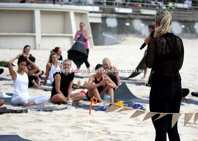 3 DECEMBER 2016 SYDNEY AUSTRALIA<br /> WWW.MATRIXPICTURES.COM.AU<br /> <br /> NON EXCLUSIVE PICTURES<br /> <br /> Tash Oakley and Erin Holland pictured at Bondi Beach for Seafolly Welcomes Summer Launch. <br /> <br /> <br /> *No internet without clearance*.<br /> <br /> MUST CALL PRIOR TO USE <br /> <br /> +61 2 9211-1088. <br /> <br /> Matrix Media Group.Note: All editorial images subject to the following: For editorial use only. Additional clearance required for commercial, wireless, internet or promotional use.Images may not be altered or modified. Matrix Media Group makes no representations or warranties regarding names, trademarks or logos appearing in the images