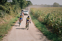 Antwerp Port Epic 2018 (formerly &quot;Schaal Sels&quot;)<br /> One Day Race:  Antwerp &gt; Antwerp (207 km; of which 32km are cobbles &amp; 30km is gravel/off-road!)