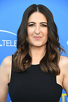 "07 June 2019 - North Hollywood, California - D'Arcy Carden. FYC Event for NBC's ""The Good Place"" held at Saban Media Center at the Television Academy. <br /> CAP/ADM/BT<br /> ©BT/ADM/Capital Pictures"