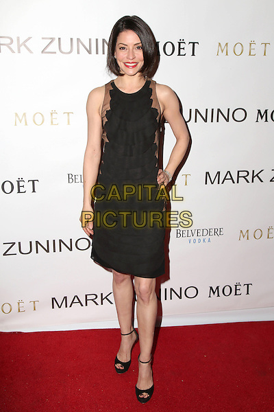 LOS ANGELES, CA - JANUARY 7: Emmanuelle Vaugier at the Mark Zunino Atelier Opening at Mark Zunino Atelier in Los Angeles, California on January 7, 2016. <br /> CAP/MPI/DE<br /> &copy;DE//MPI/Capital Pictures