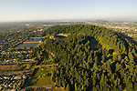 Aerial View of Mt. Tabor, Portland, Oregon