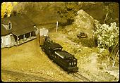 Model of D&amp;RGW #318 C-18.<br /> D&amp;RGW  Dorman's Model Train Layout,
