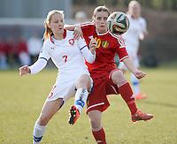 2015.03.07 U19 Belgium - Czech Republic
