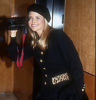 Christie Brinkley, 1992, Photo By John Barrett/PHOTOlink