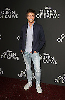 "20 September 2016 - Hollywood, California - Kevin Quinn. ""Queen Of Katwe"" Los Angeles Premiere held at the El Capitan Theater in Hollywood. Photo Credit: AdMedia"