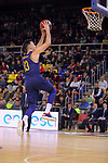 League ACB-ENDESA 2017/2018 - Game: 27.<br /> FC Barcelona Lassa vs Real Betis Energia Plus: 121-56.<br /> Thomas Heurtel.