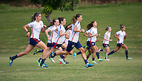 USWNT Training, December 4, 2015