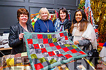 Patchwork Pets showing some of their beautiful Personalised Pet plankets on Sunday at the Arty Bits Craft Fayre at the Ashe Hotel, Tralee. Pictured l-r  Ann Bradley, Marcella O'Neill, Ann Fitzgerald and Aman Deep Bhatti