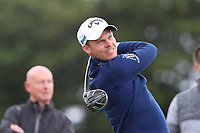 Danny Willett during the Graham Wylie Foundation- Have A Heart- golf day with Lee Westwood and Ronan Keating at Close House Golf Club, Heddon on the wall, England on 10 September 2018. Photo by Thomas Gadd.
