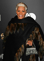 BEVERLY HILLS, CA- FEBRUARY 09: Dionne Warwick at the Clive Davis Pre-Grammy Gala and Salute to Industry Icons held at The Beverly Hilton on February 9, 2019 in Beverly Hills, California.      <br /> CAP/MPI/IS<br /> &copy;IS/MPI/Capital Pictures