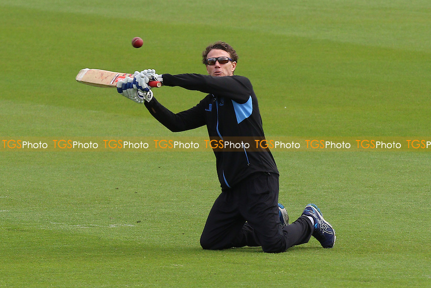 Sussex head coach Mark Davis during Sussex CCC vs Essex CCC, Specsavers County Championship Division 2 Cricket at The 1st Central County Ground on 19th April 2016