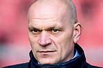 Nederland, Utrecht, 2 december  2012.Eredivisie.Seizoen 2012-2013.FC Utrecht-AZ.Jan Wouters, trainer-coach van FC Utrecht