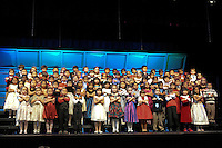 The Harker School - LS - PA - LS Grade 1 Holiday Show held in the Bucknall Theatre - Photo by Kyle Cavallaro