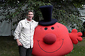 Adam Hargreaves writer of the Mr Men books  CREDIT Geraint Lewis