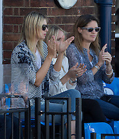 MARIA SHARAPOVA (RUS). GRIGOR DIMITROV (BUL)<br /> <br /> Aegon Championships 2014 - Queens Club -  London - UK -  ATP - ITF - 2014  - Great Britain -  10th June 2014. <br /> <br /> &copy; AMN IMAGES