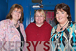 DINING: Joan Brosnan, Mary Tangney and Mary Brosnan, dining out on New Years Eve in the River Island Hotel, Castleisland.   Copyright Kerry's Eye 2008