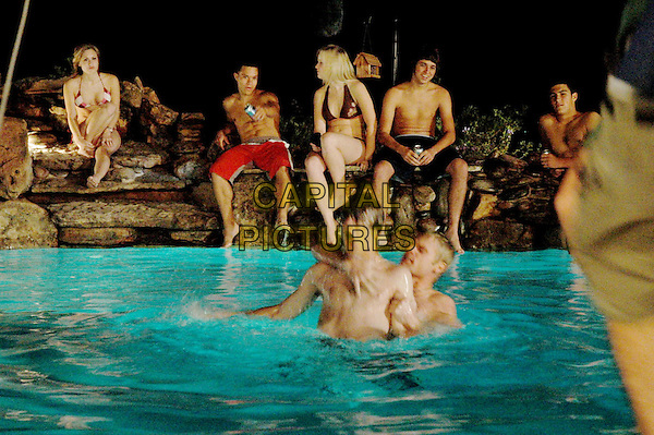 Adam Powell (in pool)<br /> in All the Boys Love Mandy Lane (2006) <br /> *Filmstill - Editorial Use Only*<br /> CAP/FB<br /> Image supplied by Capital Pictures
