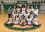 12-4-19, Huron High School girl's junior varsity basketball team
