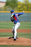 Preston Morrison - Chicago Cubs 2016 spring training (Bill Mitchell)