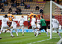 Motherwell v Aberdeen 2nd Apr 2011