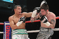 Chris Eubank Jr vs Paul Allison - 14-04-12- BELFAST.
