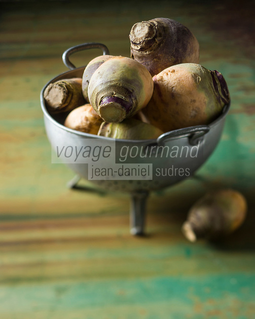 Rutabaga bio // Organic  rutabaga