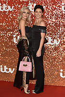Pixie Lott, Emma Willis<br /> The ITV Gala at The London Palladium, in London, England on November 09, 2017<br /> CAP/PL<br /> &copy;Phil Loftus/Capital Pictures