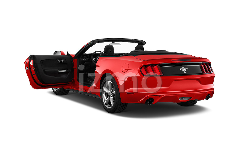 Car images of 2016 Ford Mustang V6 2 Door Convertible Doors