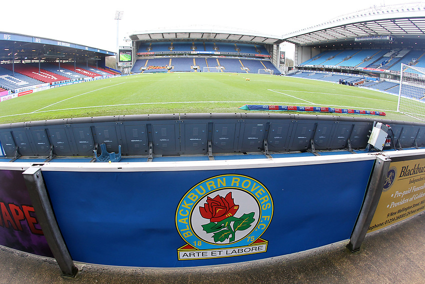 A general view of Ewood Park the home of Blackburn Rovers<br /> <br /> Photographer Mick Walker/CameraSport<br /> <br /> The EFL Sky Bet Championship - Blackburn Rovers v Bristol City - Saturday 9th February 2019 - Ewood Park - Blackburn<br /> <br /> World Copyright © 2019 CameraSport. All rights reserved. 43 Linden Ave. Countesthorpe. Leicester. England. LE8 5PG - Tel: +44 (0) 116 277 4147 - admin@camerasport.com - www.camerasport.com