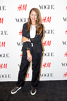 Ann-Sofie Johansson, H&M Vogue Event on September 4, 2014 (photo by Travis W Keyes/Guest Of A Guest