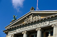 Nationaltheater Nasjionaltheatret, Oslo, Norwegen