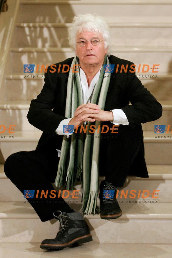 Jean Jaques Annaud ..Roma 13/12/2011 Il Principe del Deserto (Black Gold) Photocall all' Hotel Eden...Photo Samantha Zucchi Insidefoto