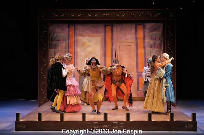 "Smith College Theatre ""The Servant Has Two Masters"".........................."