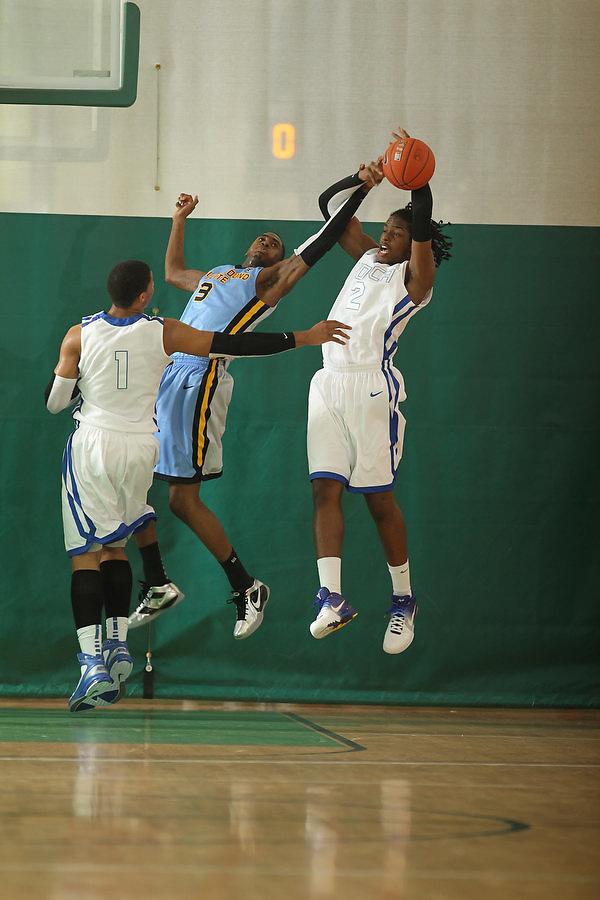 April 8, 2011 - Hampton, VA. USA; William Goodwin participates in the 2011 Elite Youth Basketball League at the Boo Williams Sports Complex. Photo/Andrew Shurtleff