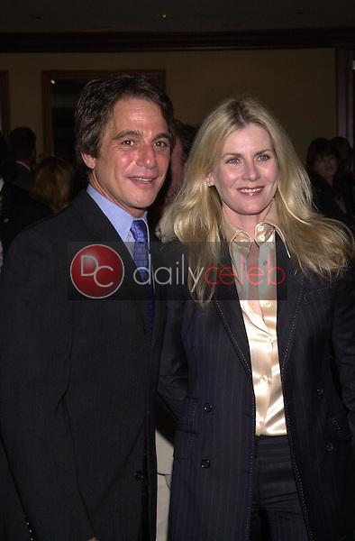 Tony Danza and wife Tracy Robinson