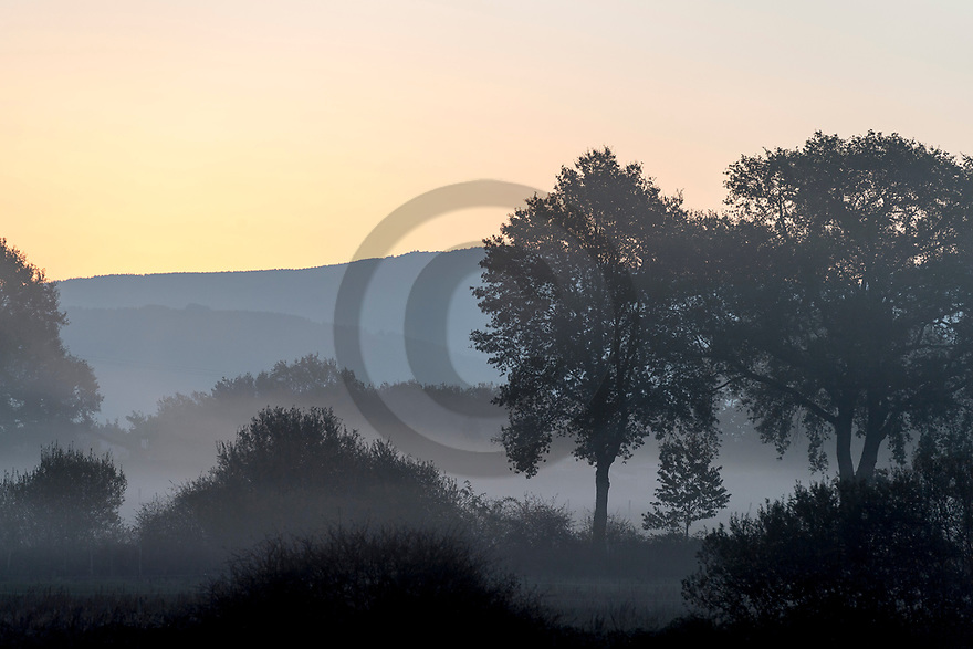 9/10/18 - ORLEAT - PUY DE DOME - FRANCE - Paysage d automne en Auvergne - Photo Jerome CHABANNE