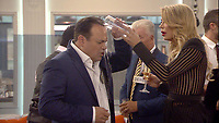 Celebrity Big Brother 2017<br /> Shaun Williamson, Brandi Granville<br /> *Editorial Use Only*<br /> CAP/KFS<br /> Image supplied by Capital Pictures