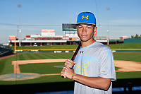 Jonathan Rosa during the Under Armour All-America Tournament powered by Baseball Factory on January 17, 2020 at Sloan Park in Mesa, Arizona.  (Zachary Lucy/Four Seam Images)
