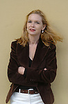 Author Kaye Gibbons in Oxford, Miss.  ©2011 Bruce Newman