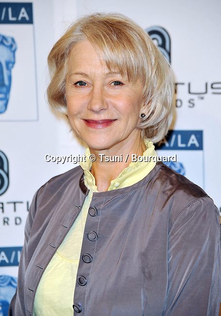 20_ Helen Mirren _20  -<br /> Bafta/LA 16th Annual Awards Season Tea Party at the Beverly Hills Hotel In Los Angeles.
