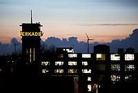 Nederland Zaandam 2017.  De  Verkade fabriek.  Foto Berlinda van Dam / Hollandse Hoogte