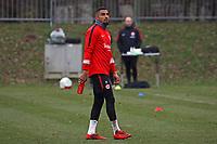 Kevin-Prince Boateng (Eintracht Frankfurt) - 05.12.2017: Eintracht Frankfurt Training, Commerzbank Arena