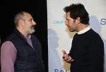 Joe Trentacosta and Paul Rudd during the 8th Annual Paul Rudd All-Star Benefit for SAY at Lucky Strike Lanes  on November 11, 2019 in New York City.