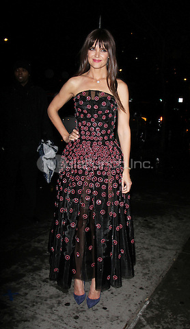 NEW YORK, NY December 06:Katie Holmes at Gravitas Ventures present a screening of  All We Had at the Landmark Sunshine Cinema in New York .December 06, 2016. Credit:RW/MediaPunch