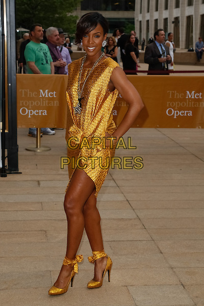 New York, NY - May 12 : Kelly Rowland attends the American Ballet Theatre Opening Night<br /> Spring Gala held at The Metropolitan Opera House at Lincoln Center<br /> on May 12, 2014 in New York City.  <br /> CAP/MPI/SP/BNC<br /> &copy;Brent N. Clarke /SP/ MediaPunch/Capital Pictures