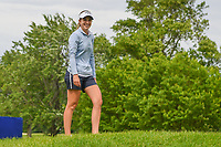 Luna Sobron Galmes (ESP) smiles as she heads down 3 during the round 2 of the KPMG Women's PGA Championship, Hazeltine National, Chaska, Minnesota, USA. 6/21/2019.<br /> Picture: Golffile | Ken Murray<br /> <br /> <br /> All photo usage must carry mandatory copyright credit (© Golffile | Ken Murray)