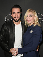 WEST HOLLYWOOD, CA - JANUARY 9: Josh Bowman, Judith Light, at the Lifetime Winter Movies Mixer at Studio 4 at The Andaz Hotel in West Hollywood, California on January 9, 2019. <br /> CAP/MPIFS<br /> ©MPIFS/Capital Pictures
